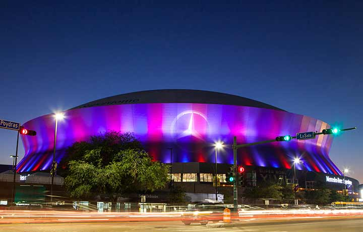 Louisiana Sporting Events - New Orleans VIP Experience & Mardi Gras Made Ez