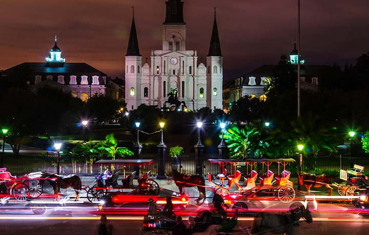 Holiday Escapes - New Orleans VIP Experience & Mardi Gras Made Ez