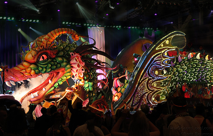 Ride In a Mardi Gras Parade - New Orleans VIP Experience & Mardi Gras Made Ez