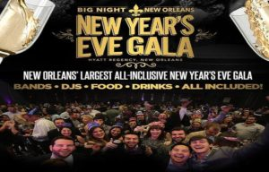 Big Night New Orleans