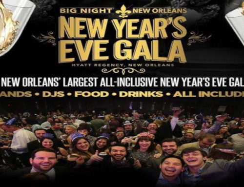 Where Would You Like To Go In New Orleans For New Year's Eve?