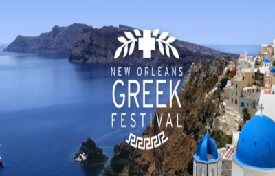 Greek Fest New Orleans, Events